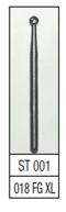Fresa Tungsteno Bola ST001-018 FGXL