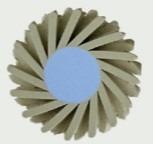 fresa br-12  pieza de mano (abrillantar)
